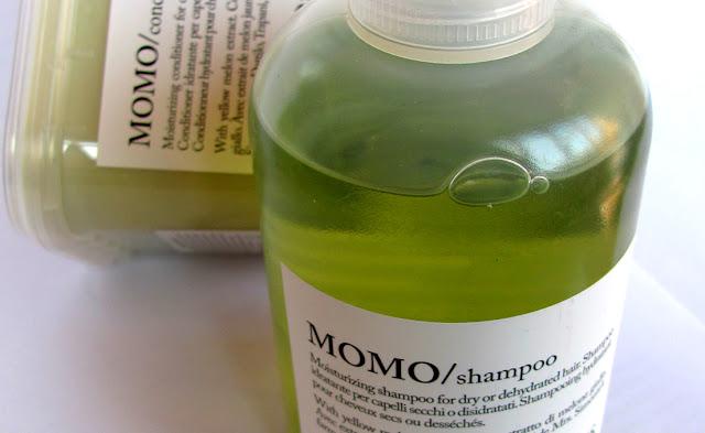 Шампунь и кондиционер Momo итальянской марки Davines