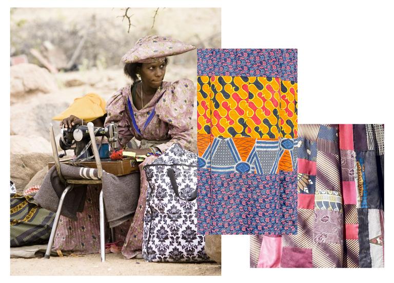 Patchwork Fabrics Africa