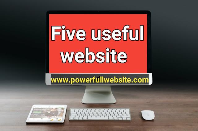 Top five useful website in hindi