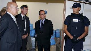 L'Etat Français complice d'un trafic géant de cannabis du Maroc.