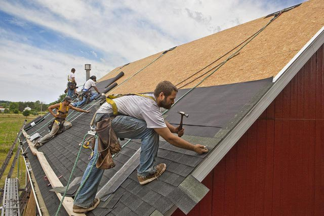 What Is The Right Time For New Roof Installation Project