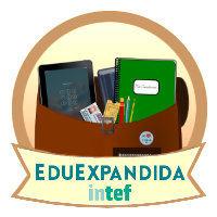 #EduExpandida INTEF Badge Veronica Alconchel