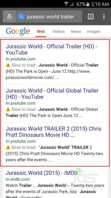 قامت شركة جوجل بإجراء تحديثات جديدة على محرك البحث الشهير Google
