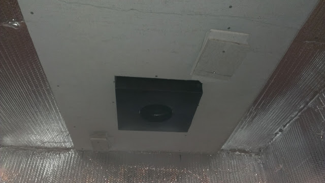 Durock over chimney support 2