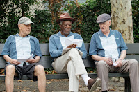 Going In Style Alan Arkin, Morgan Freeman and Michael Caine Image 12 (17)