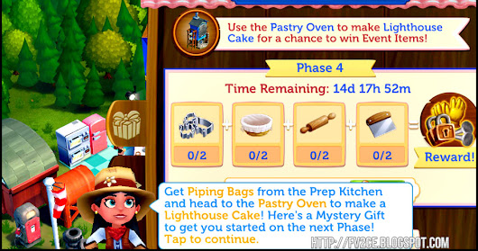 FarmVille 2: Country Escape Confectionery Event - Phase 4