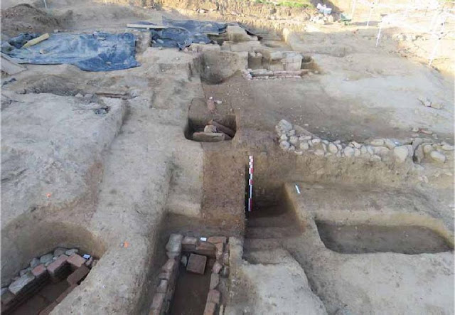 Etruscan-Roman cemetery discovered on island of Corsica