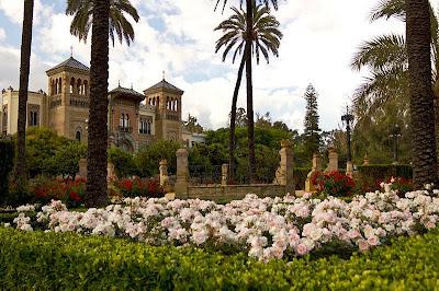 Plaza América Sevilla