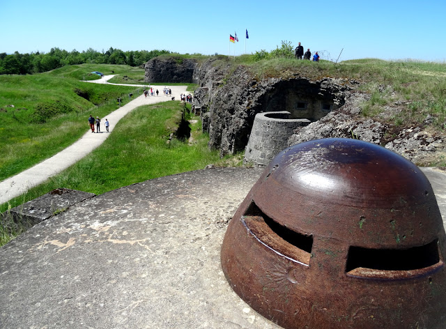 Fort Douaumont - Battle of Verdun, France