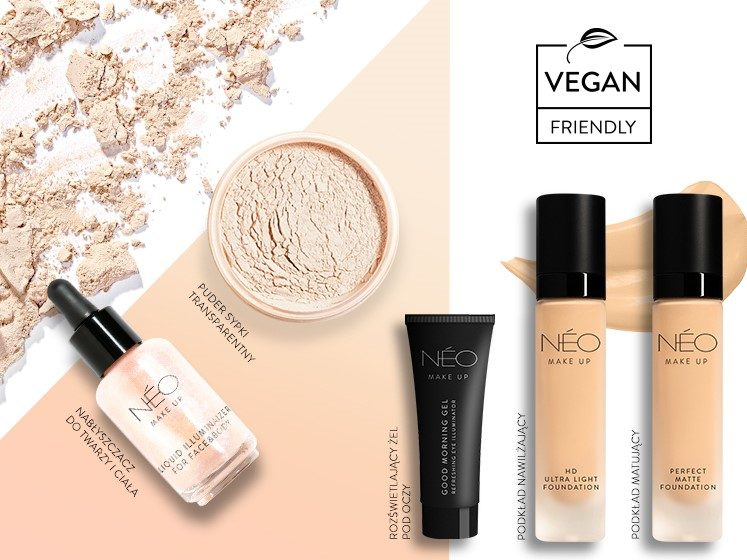 NEO make up vegan friendly