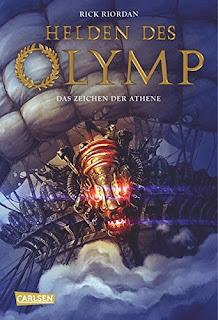 Helden des Olymp 3: Das Zeichen der Athene – Rick Riordan