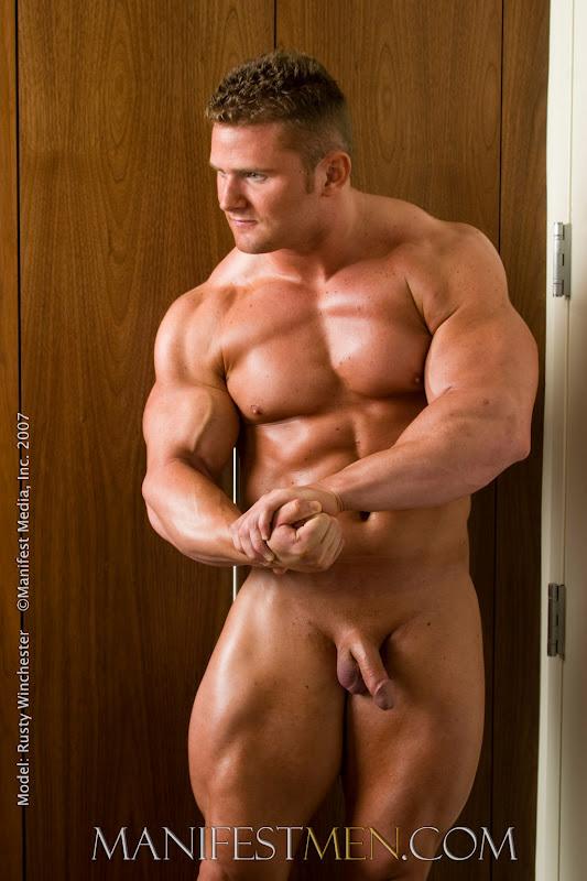 Rusty Winchester Gay Porn