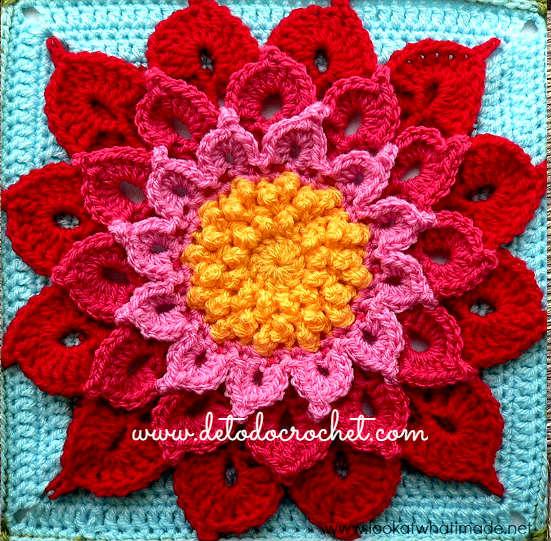 granny-crochet-cocodrile-stitch