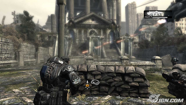 Gears of War PC Download Free Full Version Gameplay 1