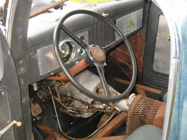 1939 Plymouth Rat Rod Pickup Truck Auto Restorationice