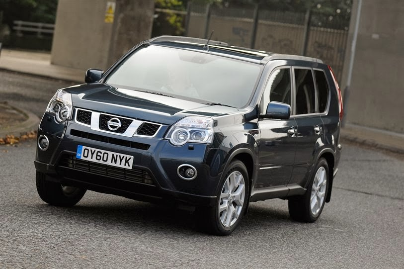 nissan x trail 4x4 full 9 point review bongo ride. Black Bedroom Furniture Sets. Home Design Ideas