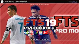 FTS 19 Pro Mobile v3 by Aaf Azril Apk Data Obb