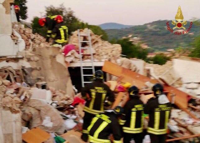 Gāzes sprādzienā sabrūk māja Elba salā Itālijā
