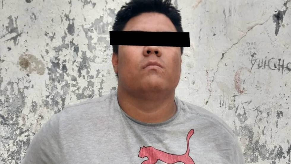 """Detienen a """"El Chofo"""", jefe de plaza del CJNG en Lagos de Moreno"""