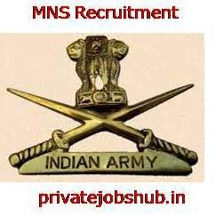 MNS Recruitment