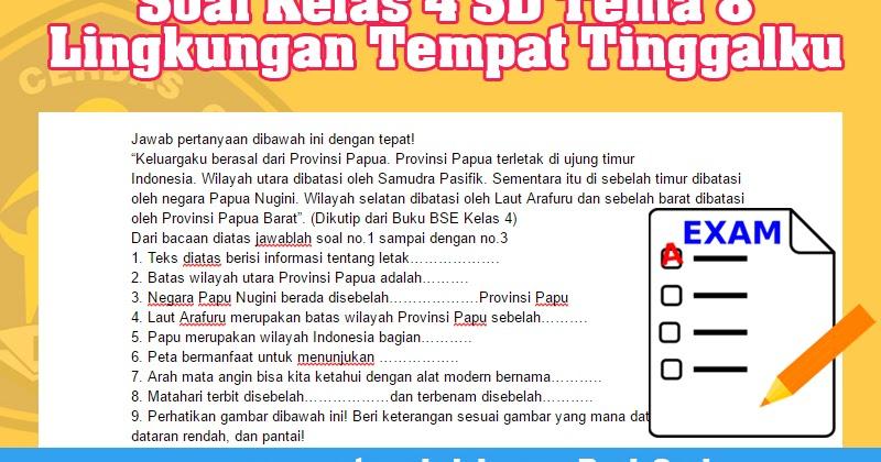 Contoh Soal Anekdot Bahasa Indonesia Contoh 193
