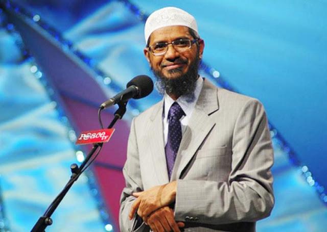 Dr Zakir Naik Ungkap Alasan Musuh Islam Gunakan Kekerasan Untuk Memerangi Muslim