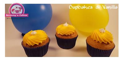 Cupcakes di Vanilla - Vanille Cupcakes