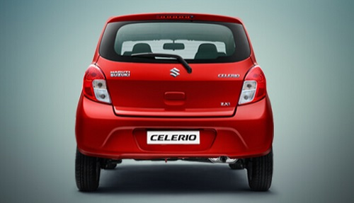 Desgin review belakang mobil suzuki celerio, tail light