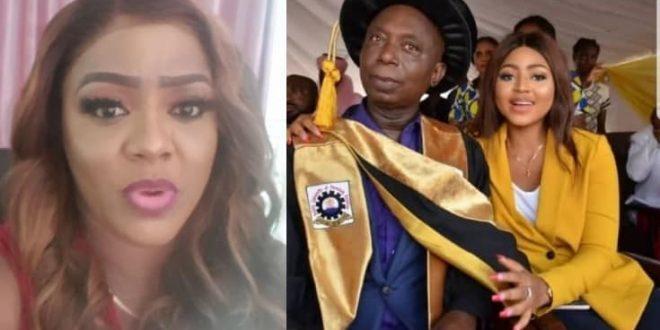 Here's How Helen Paul Reacted to Regina Daniel Alleged Marriage to Nwoko