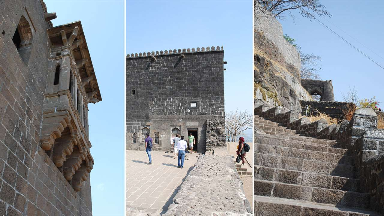 शिवनेरी किल्ला फोटो | Shivneri Fort Photos