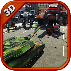 Download Tank Robot 1.0 Apk for Android