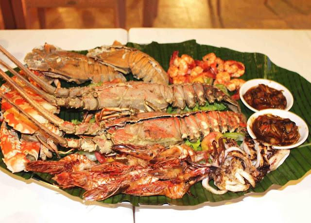 Seafood Bahamas