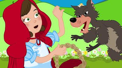 حكاية ليلى والذئب.. قصة يعشقها الأطفال.!