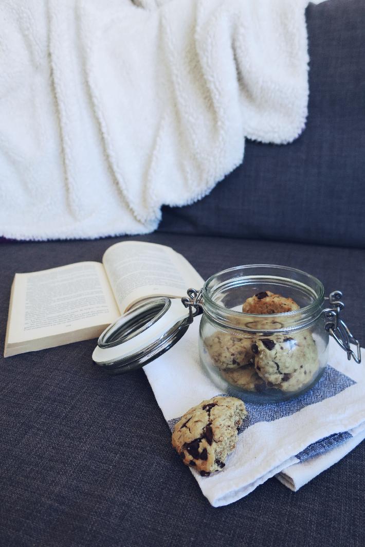 recette cookies vegan