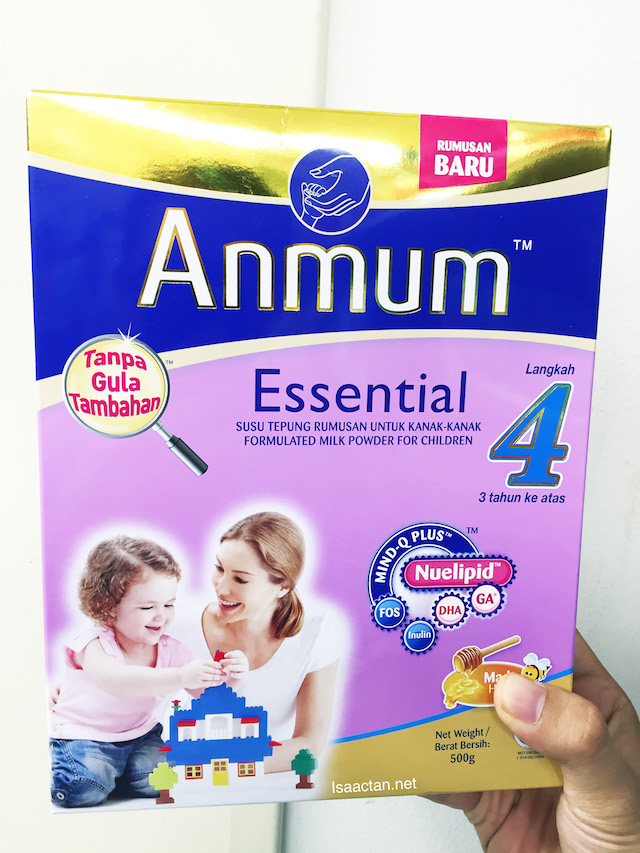 Anmum Essential Stage 4
