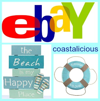 Coastal Decor on Ebay