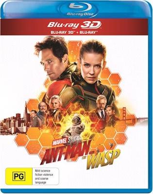 Ant-Man and the Wasp [2018] [3D] [BD25] [Latino]