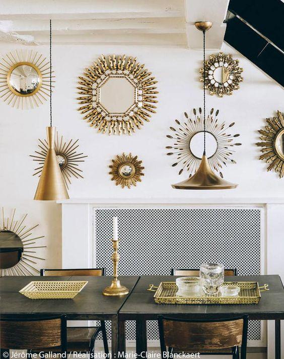 Cosas de casa decorar con espejos vintage for Cosas de casa online