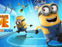 Download Despicable Me Minion Rush MOD APK 4.3.0j Unlimited Gru Coins Banana Premium Costumes