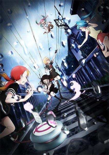 Mahou Shoujo Site, Anime Mahou Shoujo Site,Tải Về Mahou Shoujo Site