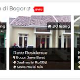 Info Harga Perumahan Murah di Bogor
