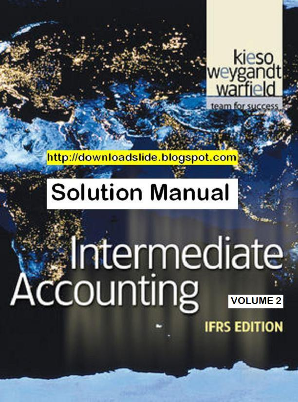 intermediate accounting ninth edition chapter 21