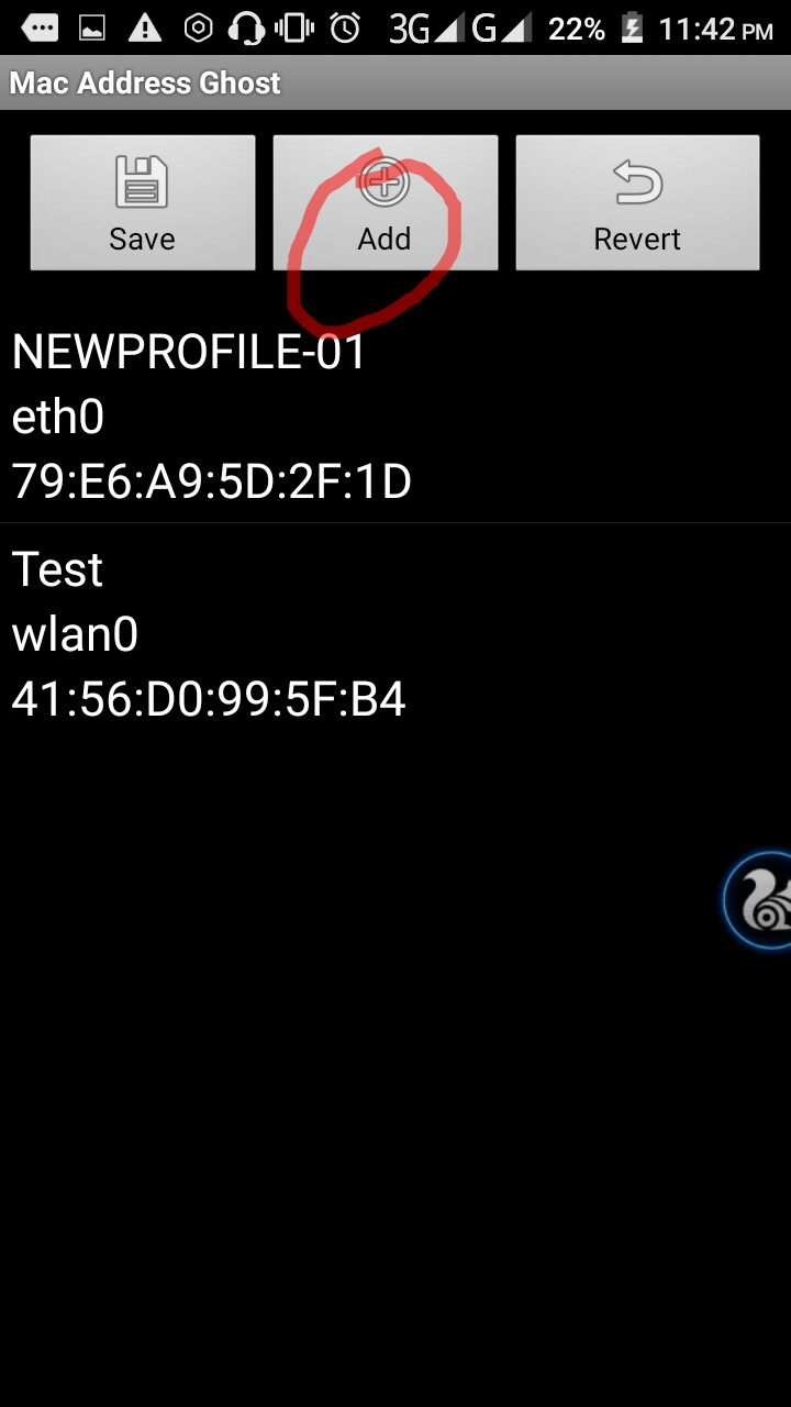 How to spoof Mac address in android smartphone using Mac address