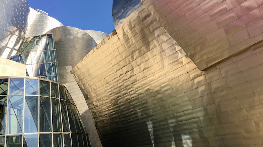 Guggenheim, Bilbao, Basque Country, Spain