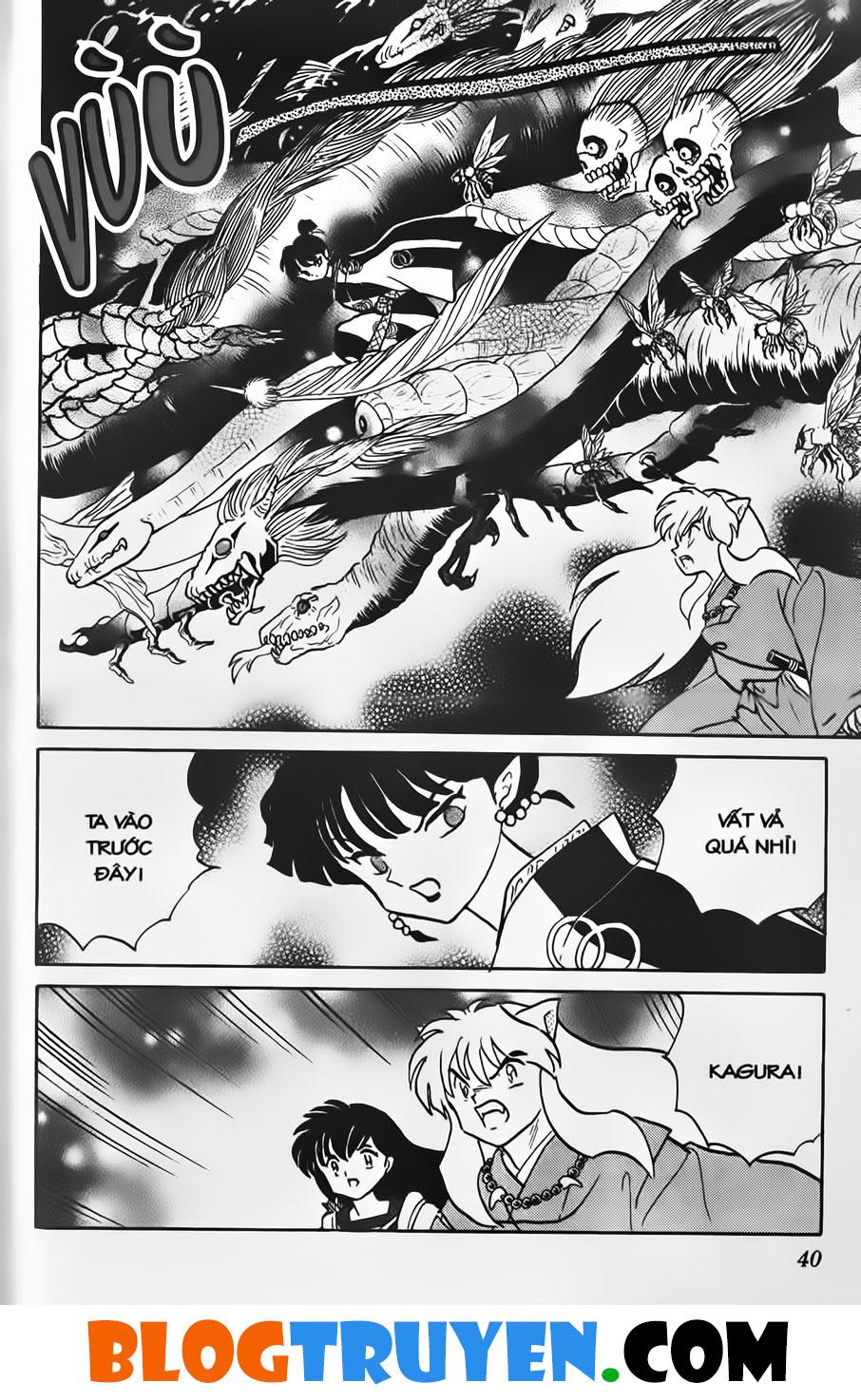 Inuyasha vol 31.2 trang 18