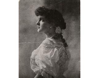 Delmira Agustini. Manuscritos en línea. Biblioteca Nacional.