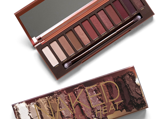 Urban Decay Naked Heat Eyeshadow Palette Review Photos Swatches UD Summer 2017