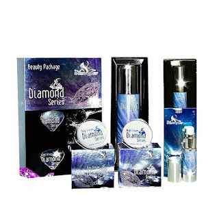 Harga auraglow Beauty Package Diamond Series
