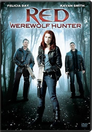 Poster Of Red: Werewolf Hunter In Dual Audio Hindi English 300MB Compressed Small Size Pc Movie Free Download Only At worldfree4u.com