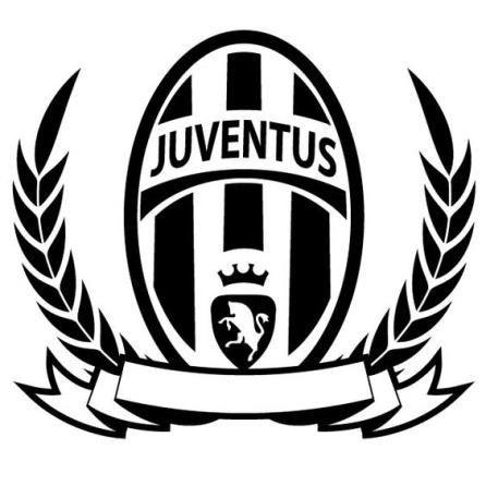 logo juventus terbaru vector
